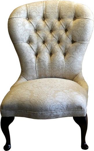 Fine Quality Traditional Bedroom Chairs and Dresser Stools - A1 ...