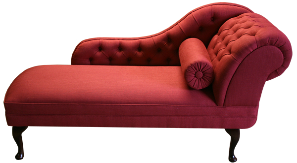 Chaise longue leather fabric bespoke sizes a1 for Chaise longue de couleur