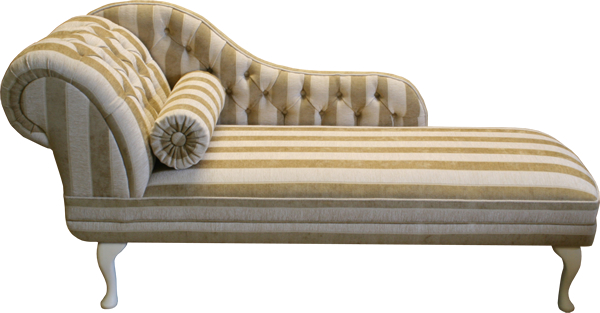 Stripe Chaise Longue