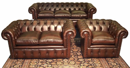The Chelsea Chesterfield Collection