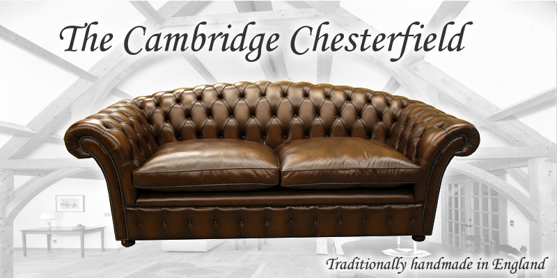 Cambridge Chesterfield Sofa