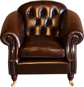 Hertford Chesterfield Club Chair