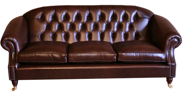 Hertford 3 Seat Chesterfield Sofa