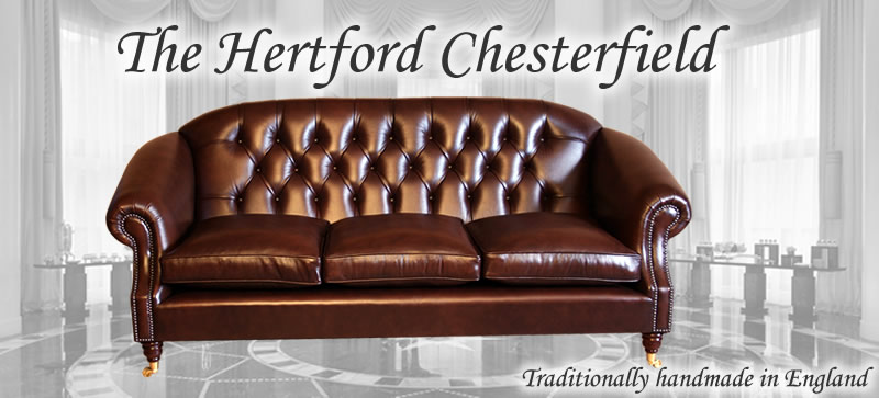 Hertford Chesterfield Sofa