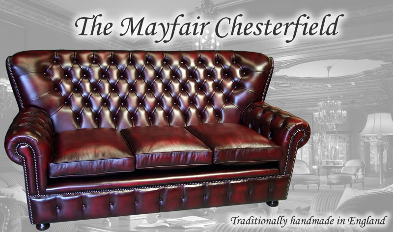 Mayfair Chesterfield Sofa