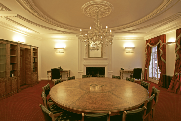 Bespoke boardroom conference furniture