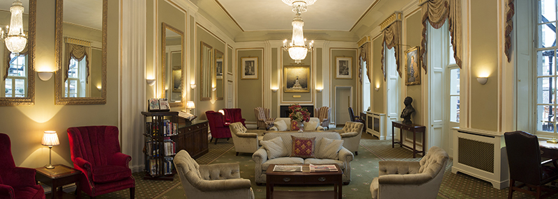 Contract Furniture for London Private Members Club
