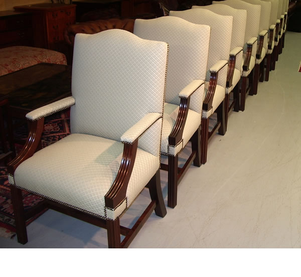 Contract furniture gainsborough chairs