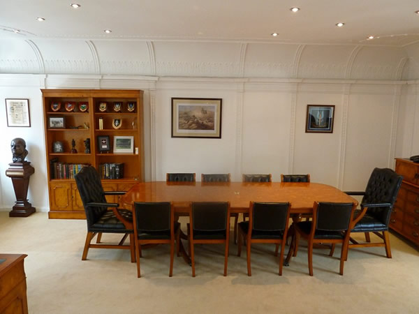 Conference Tables and meeting rooms