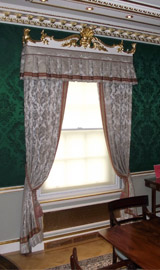 elaborate curtains
