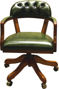 Court Swivel Desk Chair
