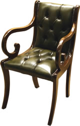 Full Saddle Enfield Chair