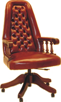 Officer Swivel Desk Chair