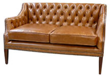 Officer Chesterfield Sofa