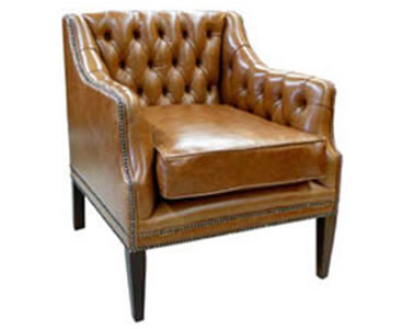 Officer Chesterfield Chair