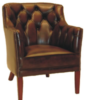 Carlton Chesterfield Chair