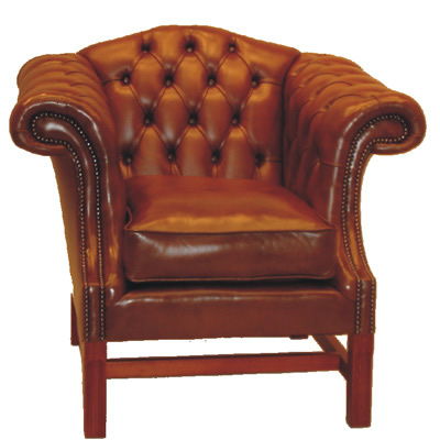 Perfect London Chesterfield Chair