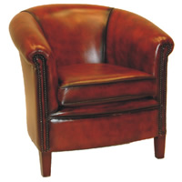 Abbot Club Chair