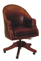 Bishop Desk Chair