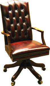 Marlborough Swivel Desk Chair