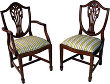 Prince of Wales Dining Chairs
