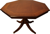 inadam breakfast tables mahogany yew