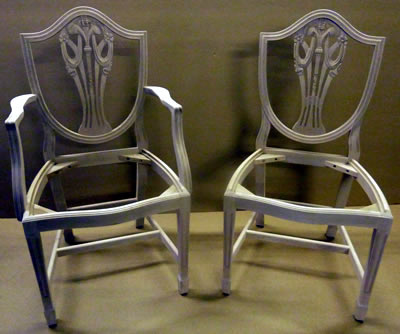 Prince of Wales Dining Chair Frames