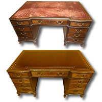 Fine Quality Traditional Reproduction Mahogany And Yew Furniture From A1 Furniture