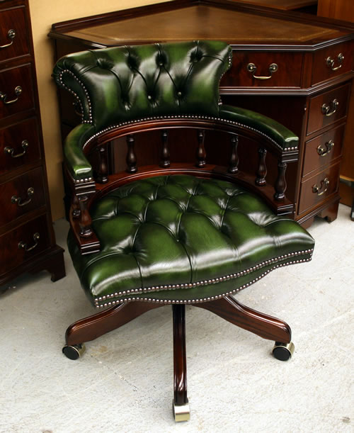 mahogany reproduction desk chairs a1 furniture how are they made