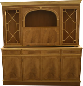 Arch Cocktail Cabinet