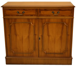 Regency reproduction Sideboard Yew