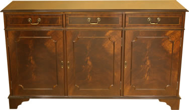 Reproduction Regency And Georgian Sideboards A1 Furniture
