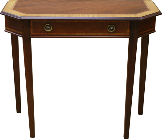 1 Drawer Tapered Leg Inadam Hall Table