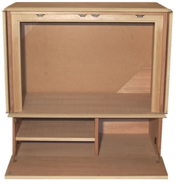 Reproduction Dvd And Plasma Lcd Television Cabinets Stands Yew