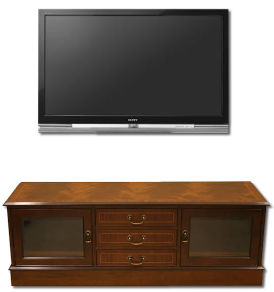 Plasma Woodend TV Stand