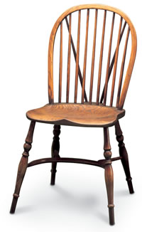 stickback windsor sidechair medium