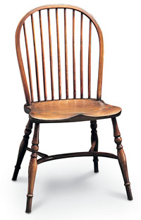stickback large windsor side chair