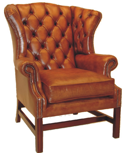Grandfather Wing Chair