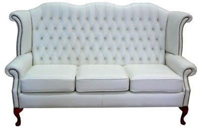 Queen Mary 3 Seat Sofa / Settee